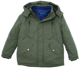 Paul Smith Padded Parka & Nylon Jacket