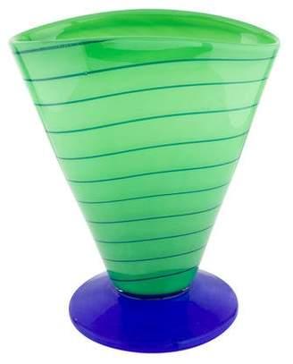 Kosta Boda Anna Ehrner Glass Vase