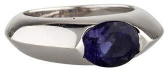 Piaget Iolite & Diamond Ring