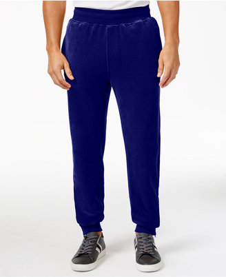 Sean John Men's Velour Track Pants, Only at Macy's $69.50 thestylecure.com