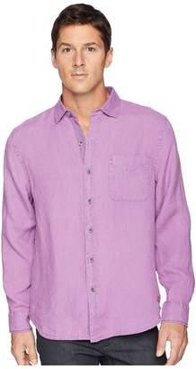 Tommy Bahama Seaspray Breezer Linen Shirt Men's Clothing