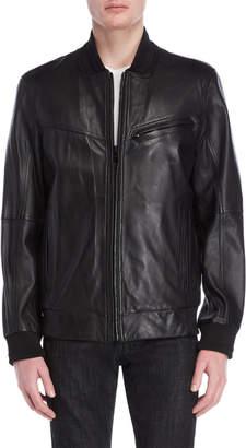 Andrew Marc Martense Leather Jacket