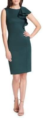 Eliza J Hunter Sleeveless Sheath Dress