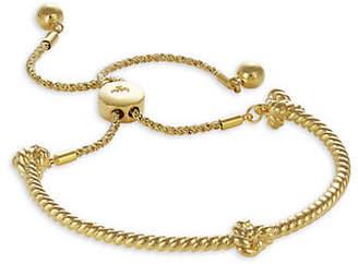 Kate Spade Sailors Knot Slide Bracelet