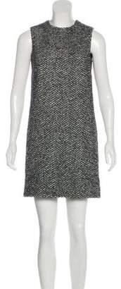 Dolce & Gabbana Tweed Shift Dress