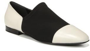 Women's Via Spiga Tate Cap Toe Slip-On $250 thestylecure.com