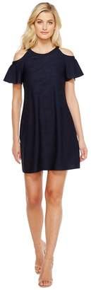 Christin Michaels Phoebe Cold Shoulder Dress Women's Dress