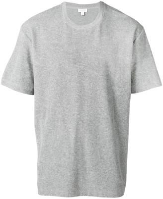Sunspel organic towelling T-shirt