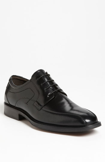 Johnston & Murphy 'Alderson' Bicycle Toe Derby (Online Only)