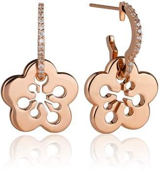 Boodles Signature Blossom Earrings