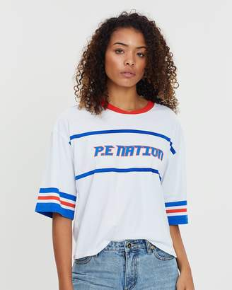 P.E Nation Clean Out Tee