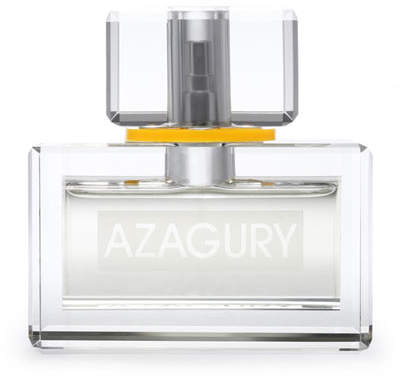 AZAGURY Yellow Crystal Perfume Spray, 1.7 oz./ 50 mL