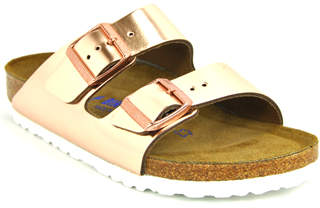 Birkenstock Arizona 952093 - Leather Flat Slide