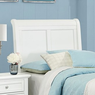 Darby Home Co Gastelum Wood Sleigh Headboard Darby Home Co