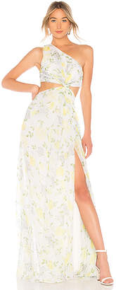 Cinq à Sept Gardenia Goldie Dress