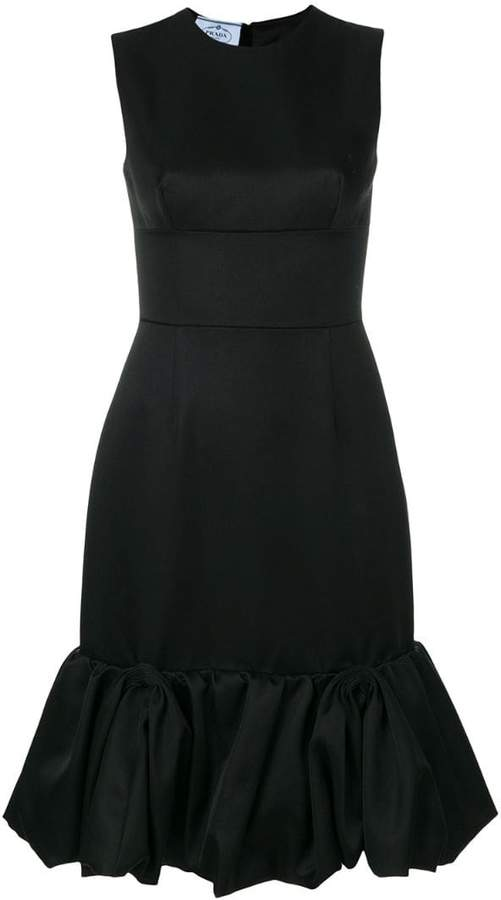 Prada flared dress