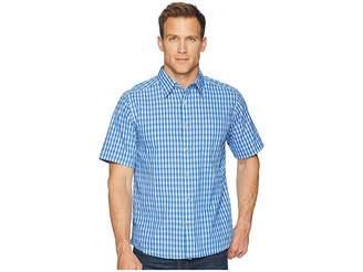 Oxbow Mountain Khakis Crinkle Short Sleeve Shirt