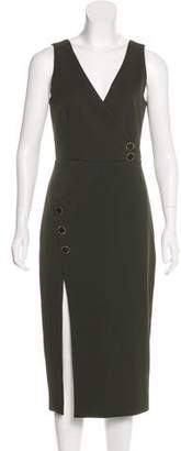 Cushnie et Ochs Midi Sheath Dress w/ Tags
