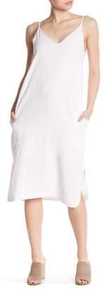 Brochu Walker Vittoria Cami Linen Dress