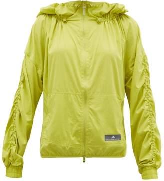 adidas by Stella McCartney Run Technical Performance Jacket - Womens - Green