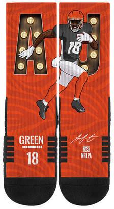 Strideline A.j. Green Action Crew Socks