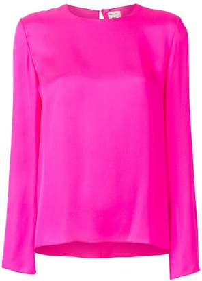Maison Rabih Kayrouz classic fitted blouse