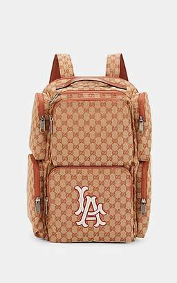 Gucci Men s LA DodgersTM GG Supreme Backpack - Lt. brown aac0613a14911