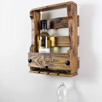 Rails StoryWood Wooden Wine Rack