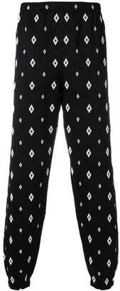 Marcelo Burlon County of Milan Cross track trousers