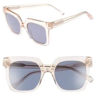 Elizabeth and James Rae 51mm Square Sunglasses