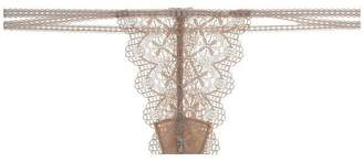 Only Hearts Italian Eco Lace G-String