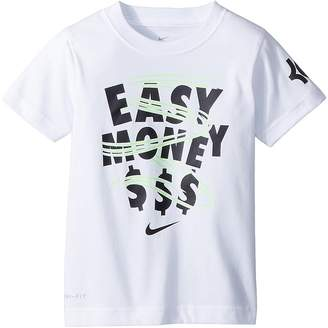 Nike Kevin Durant Money Vortex Dri-FIT Tee Boy's T Shirt