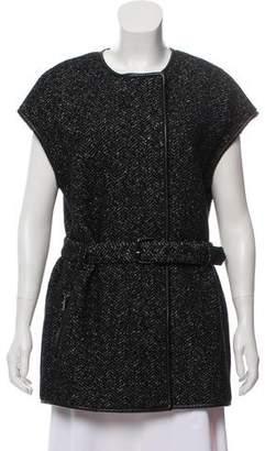 Tory Burch Sleeveless Wool Vest