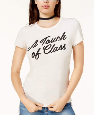 Junk Food Clothing Touch Of Class Cotton Graphic T-Shirt