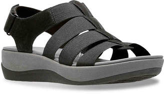 Clarks Cloudsteppers by Arla Shaylie Wedge Sandal - Women's