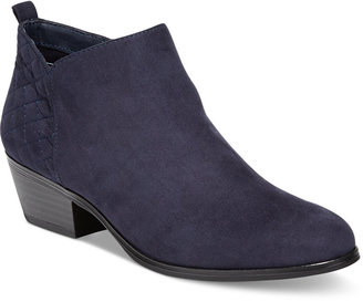 Style & Co. Wessley Casual Booties, Only at Macy's $69.50 thestylecure.com
