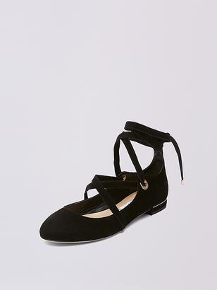 Dakar Ballet Flat $248 thestylecure.com