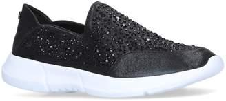 Carvela Embellished Cayla Slip-On Sneakers