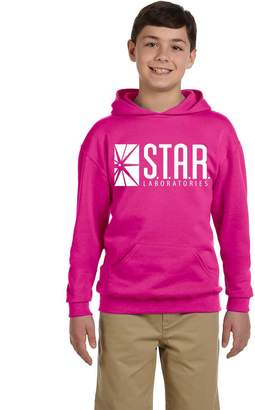 Cindy Apparel Star Lab Unisex Youth Pullover Hoodie Sweat Shirt XL