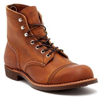 Red Wing Shoes Iron Ranger Leather Boot - Factory Second