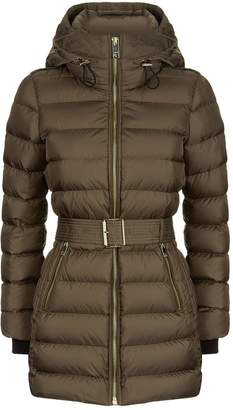 Burberry Hooded Down Puffer Jacket
