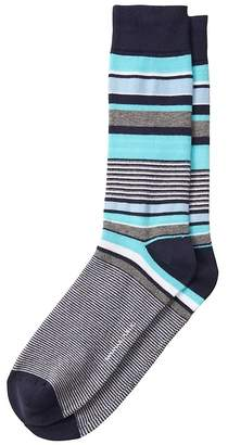 Banana Republic Multi Stripe Sock