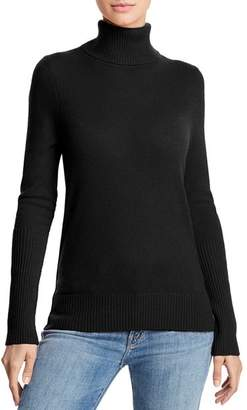 Aqua Cashmere Turtleneck Sweater - 100% Exclusive