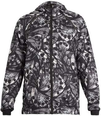 Peak Performance Work It printed lightweight jacket