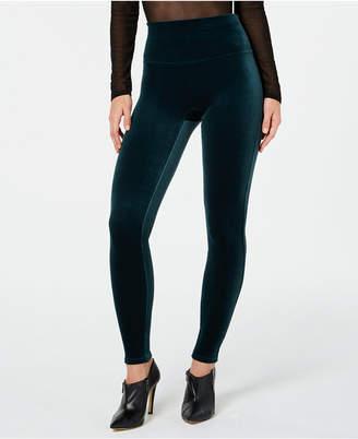 Spanx Women's Velvet Tummy Control Leggings