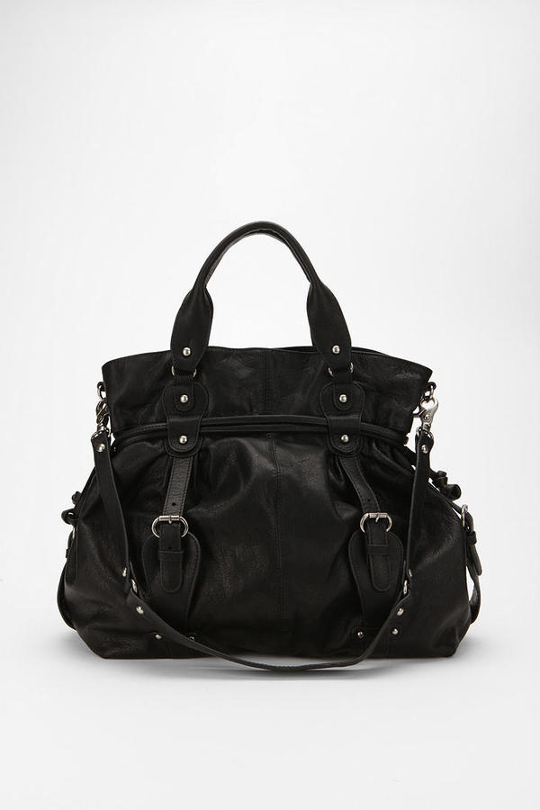 Sabina Leather Convertible Satchel