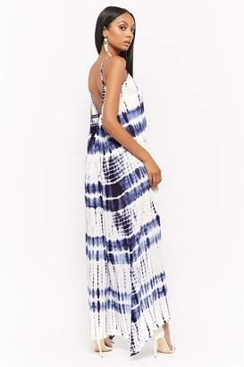 Forever 21 Boho Me Tie-Dye Maxi Dress