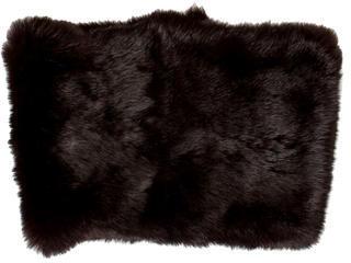 CelineCéline Fur Circle Scarf