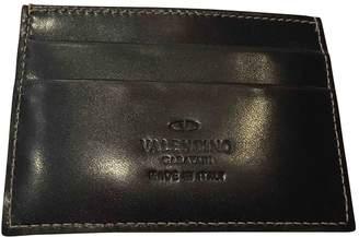 Valentino Leather card holder