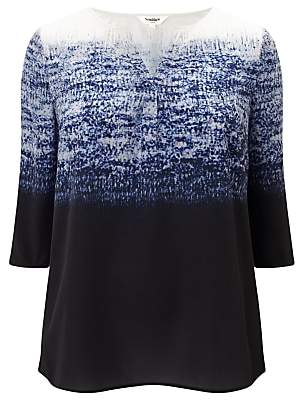 Studio 8 Michelle Printed Blouse, Multi